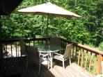 Summer on the front deck