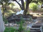 One of Two Backyard Swings