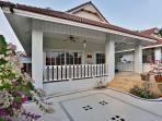 beautiful 2 bedroom villa in quiet resort