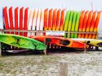 Kayak Shack SUP and kayak rental