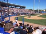 Blue Jay Stadium Spring Training