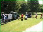 Bicycle tours with guide