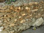 Natural Stone Masonry walls