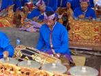 Local Gamelan in the Village