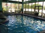 Inside pool 24/7