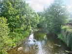 The North Esk River