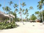 Beach área