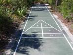 Gulf Place Shuffle Board-- 4 Courts