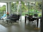 Living/Dining Room Open floor plan