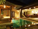 1 Bedroom Luxury Villa Berawa Beach Canggu