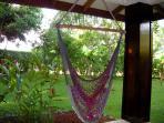 Your seat hammock awaits!