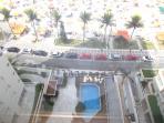 piscina do prédio