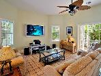 Living Room w/ Plasma TV
