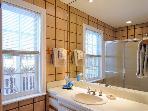 Full Downstairs / Pool Bathroom
