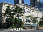 The Powerplant Mall houses premier global and local brands.  It has 6 cinemas, a bookstore ..