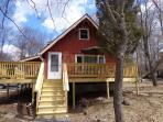 Arrowhead Lake Island Pool House