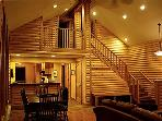 Staircase to Upper Level Leading to 2 bedrooms