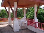 terrasse master bedroom