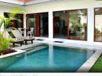 Alinta private pool