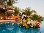 Poolside Villa Encantada