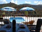 Villa - Views, Aircon, Sat TV, Wi-fi, private pool