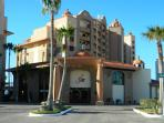 The Front Entrance of The Sonoran Sea Resort