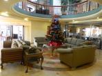 Lobby of the Sonoran Sea Resort
