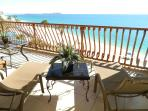 This wraparound patio offers the best views in Rocky Point!