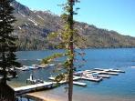 Fallen Leaf Lake Marina