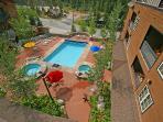Dakota Lodge pool in River Run Village