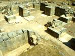 Ancient ruins. 10 min drive