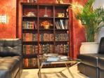 Library / game room