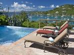 Delightful 2 Bedroom Villa with Private Pool in Cruz Bay