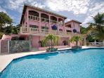 4 Bedroom Villa with Private Pool and View on St. Thomas