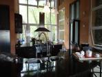 Kitchen island and Bar