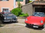 possibility to rent old cars