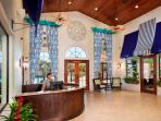 Clubhouse Front Desk