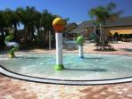 Splash Pool for the Kids