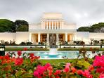 LDS Laie Hawaii temple