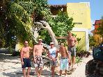 Casa del Sol - Palapa Construction Guy Trip