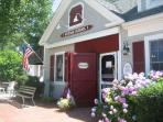 Best Ice Cream on the Cape minutes away!