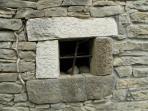 supervisory window