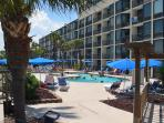 Beach/ Ocean Front Pool & Recreation Area