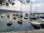 Apartment Studio Skoric Opatija Volosko 1 - Volosko, little harbour