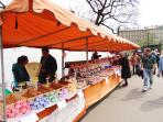 The Kampa Park markets