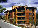 Located in Teton Village with inviting living rooms with balconies and extraordinary views of the Jackson Hole Valley