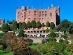 Powis Castle in Welshpool