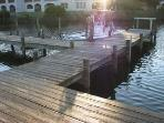 Boat dock/pier
