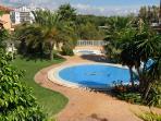 Apartment with swimmingpool in Calas de Mallorca