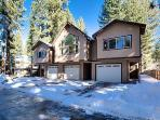 New construction just waiting for your next Tahoe vacation